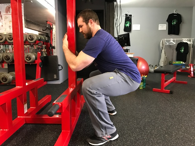 rack-supported-squat